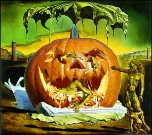 A Dali Halloween