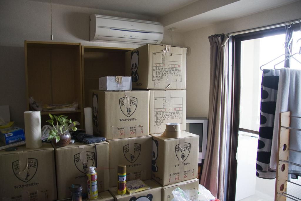 Nomadic Lifestyle _ Moving Day