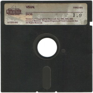 Ah, the floppy disk.