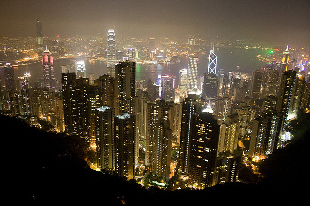 Hong Kong...where I wrote most of this little article