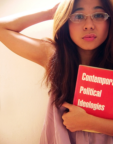 Contemporary political ideologies are confounding things