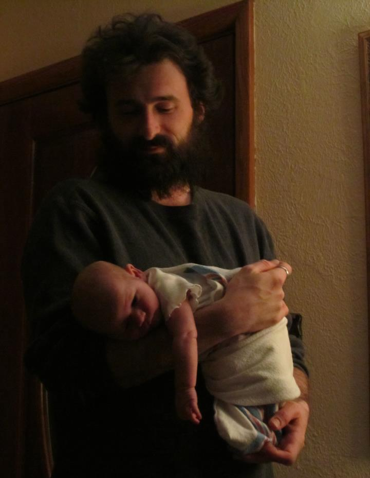 Seth and baby Miles
