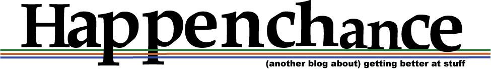 Happenchance header image